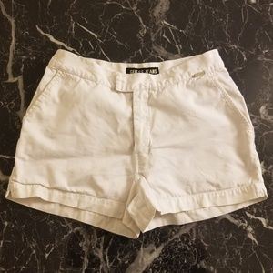 Guess Jeans Authentic White Shorts, Size 27